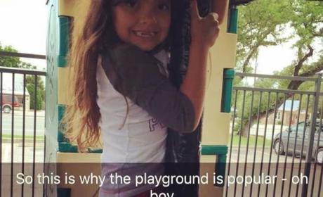 Farrah Abraham SLAMMED For Stripper Joke About Her Daughter!