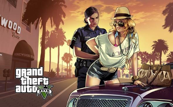 Lindsay Lohan in GTA V?