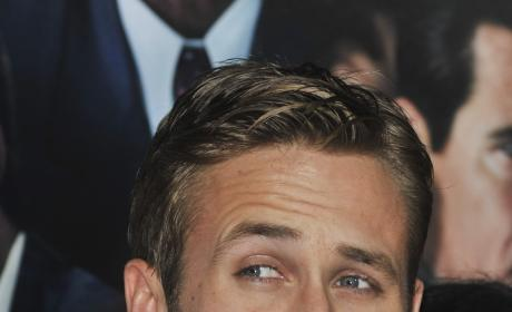 Ryan Gosling Red Carpet Pic