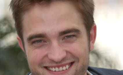 Robert Pattinson Wants to Smell You