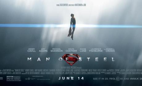 Man of Steel Nets $21 Million Opening Night