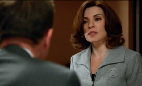 "The Good Wife Promo: ""Hitting the Fan"""