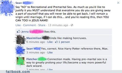 Sex Ed at Hogwarts