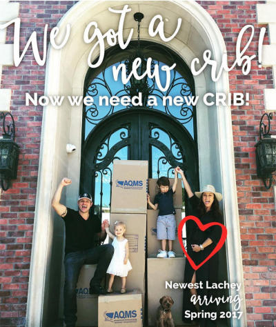 Nick and Vanessa Lachey Baby Announcement