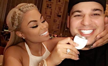 Blac Chyna: Expensive Taste Causes Rob Kardashian To Go Broke!!!