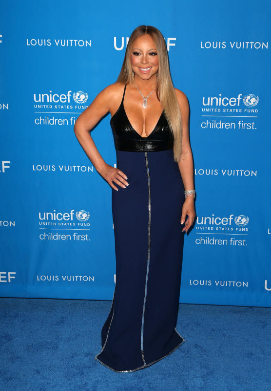 Mariah Carey: 6th Biennial UNICEF Ball