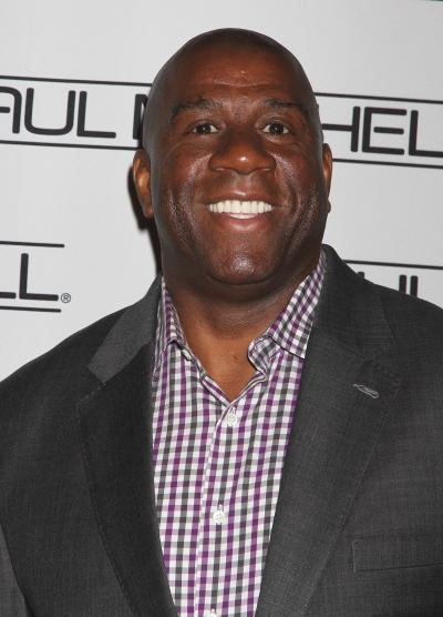 Magic Johnson Photo