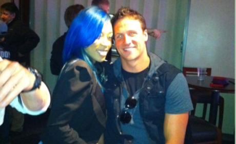 K. Michelle, Ryan Lochte