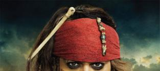 Pirates of the Caribbean: On Stranger Tides Posters: Released!