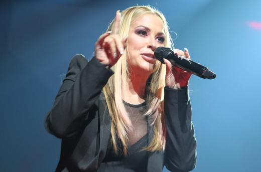 Anastacia in Concert