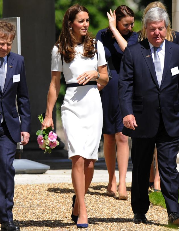 Kate Middleton Looking Stunning