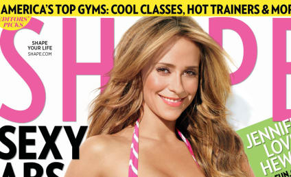 Jennifer Love Hewitt Bikini Body: So in Shape!