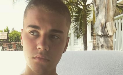 Justin Bieber Poses in Underwear, Grabs His Junk