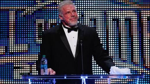 Ultimate Warrior in Hall of Fame