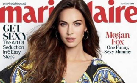 Megan Fox on Motherhood: The Ultimate Satisfaction
