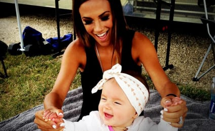 Jana Kramer Dedicates Emotional Dancing With The Stars Performance to Daughter Jolie