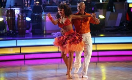 Dancing With the Stars Recap: J.R. & Ricki Dominate, Kardashians Show Up, Maks Gets PISSED!