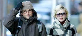 New Couple Alert: Kirsten Dunst and Jacob Soboroff
