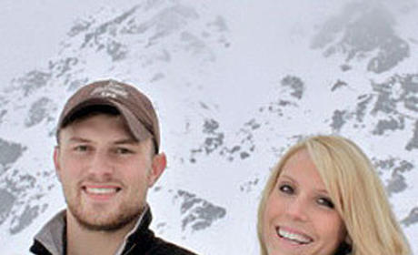 Track and Britta Palin Welcome First Child!