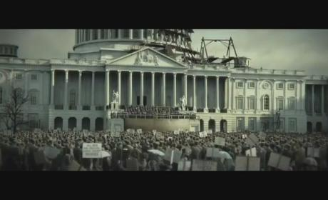 Abraham Lincoln: Vampire Hunter Trailer Released