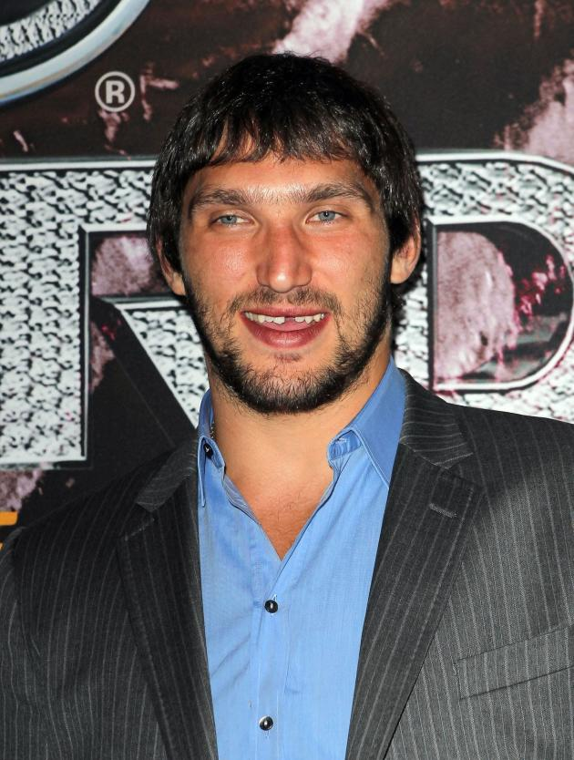 Alex Ovechkin Picture