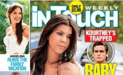 Kourtney Kardashian: Pregnant Again?!?