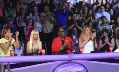 Mariah Carey Hates on American Idol Experience, Likens Nicki Minaj to Satan