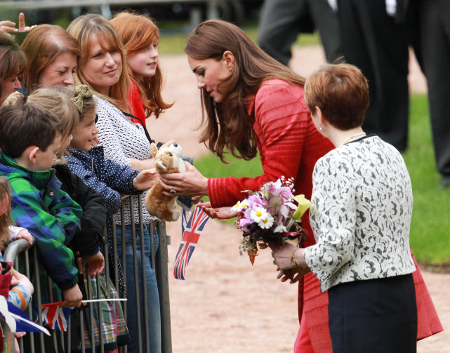 Gifts for Kate Middleton