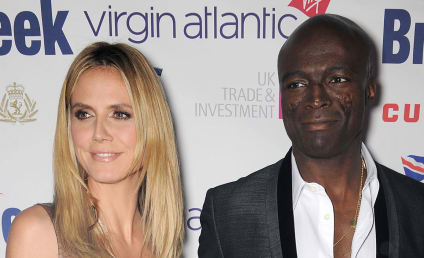 Heidi Klum, Seal, Expecting Third (Gorgeous!) Child