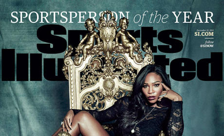 Did Serena Williams deserve to be named Sports Illustrated Sportsperson of the Year?