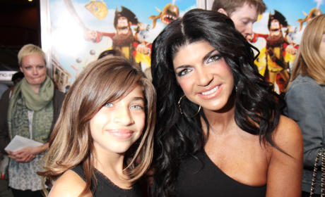 Teresa Giudice Blames Co-Stars, Haters For Failure of Daughter's Girl Group