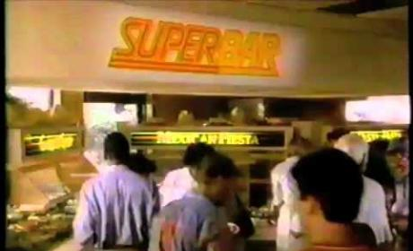 1988 Wendy's Superbar Commercial