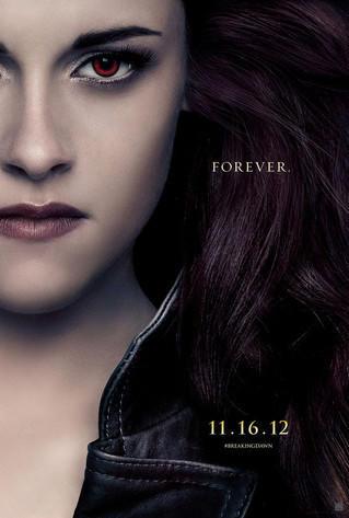 Bella Breaking Dawn Poster