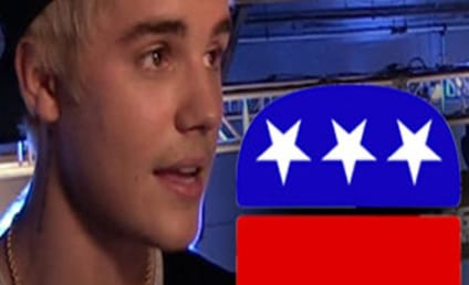 "Justin Bieber Crashes Meeting of Gay Republicans, Gets Referred to as ""Butch Miley Cyrus"""