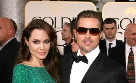 Brad Pitt and Angelina Jolie to Get Married This Summer? For Real?