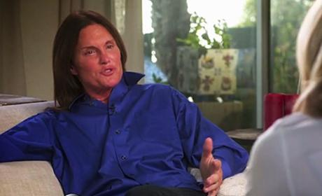 Bruce Jenner Diane Sawyer Interview Promo