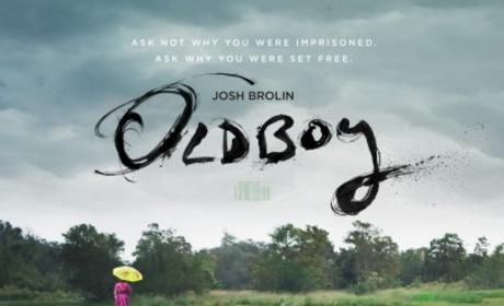 Oldboy Poster: Is That Josh Brolin?