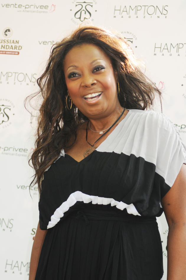 Star Jones Photograph