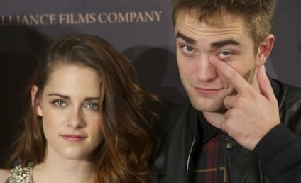 "Kristen Stewart Talks ""Painful"" Robert Pattinson Break-Up"