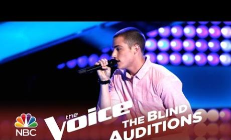 Chris Jamison - Gravity (The Voice Audition)