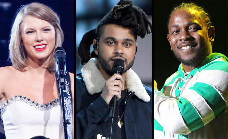 2016 Grammy Awards: And the Nominees Are...