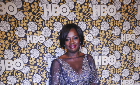 Viola Davis: HBO's post 2016 Golden Globe Awards Party