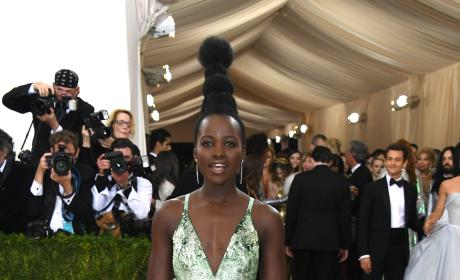 Lupita Nyong'o: 2016 Costume Institute Gala