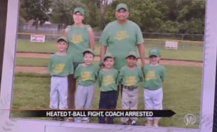 T-Ball Argument Leads to Fight, Assault Charge For Coach