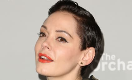 Rose McGowan SLAMS X-Men Billboard for Promoting Violence Against Women