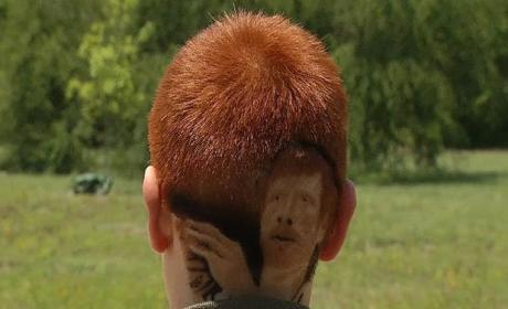 Young Spurs Fan Faces Suspension For Haircut Tribute to Matt Bonner