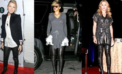 Style Showdown: Blake Lively vs. Rihanna vs. Madonna
