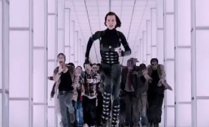 Resident Evil: Retribution Trailer Previews Gore, Zombies, Monsters, Chainsaws, Etc.