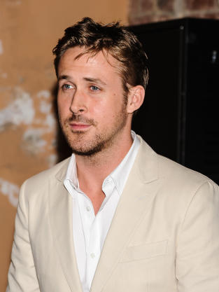 Ryan Gosling with Clothes on