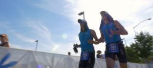 Blind Veteran Finishes Ironman Triathlon: Watch!